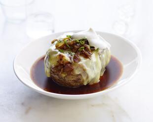 Idaho® Potato and French Onion Soup