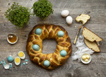Easter-Worthy Portuguese Potato Sweet Bread