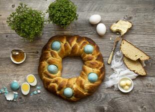 Easter-Worthy Portuguese Potato Sweet Bread