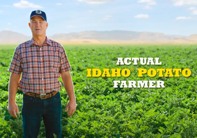 Idaho® Potato Side Dish Commercial