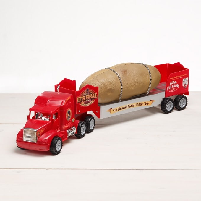 Hot Idaho® Potato Swag!