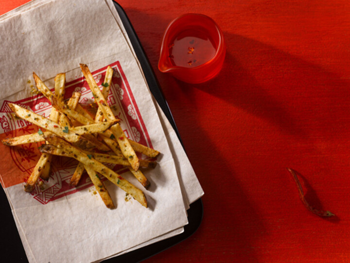 Idaho® Potato Fire Fries