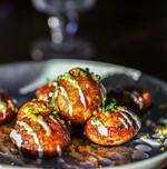 Twice Baked Idaho® Potato Takoyaki