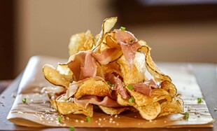 Idaho® Russet Potato Chips n' Ham
