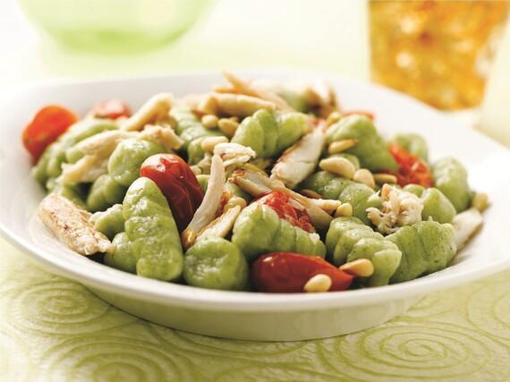 Idaho® Potato and Spinach Gnocchi