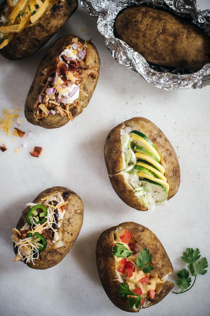 Baked Potato Bar