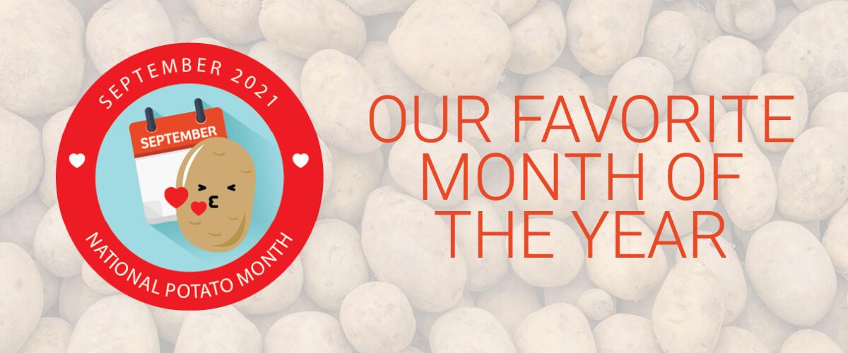 National Potato Month '21