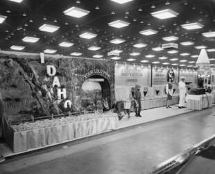 1964 - National Restaurant Show, Chicago, IL