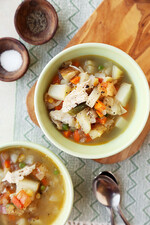 Idaho® Potato Heart-Healthy Soup