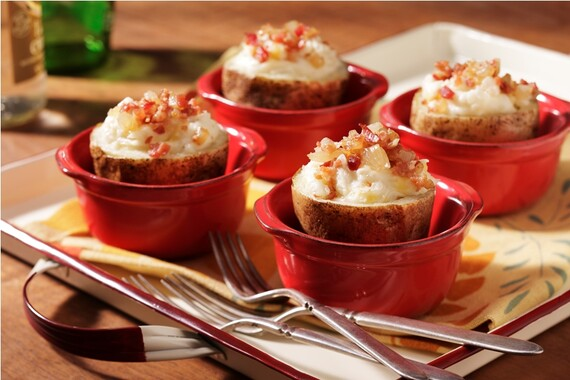 "Extra ""Gooda"" Idaho® Potato Cups"