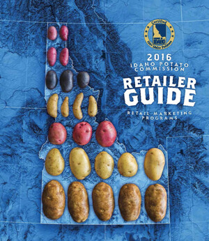 IDAHO POTATO COMMISSION ISSUES ONE OF A KIND COMPREHENSIVE RETAILER HANDBOOK