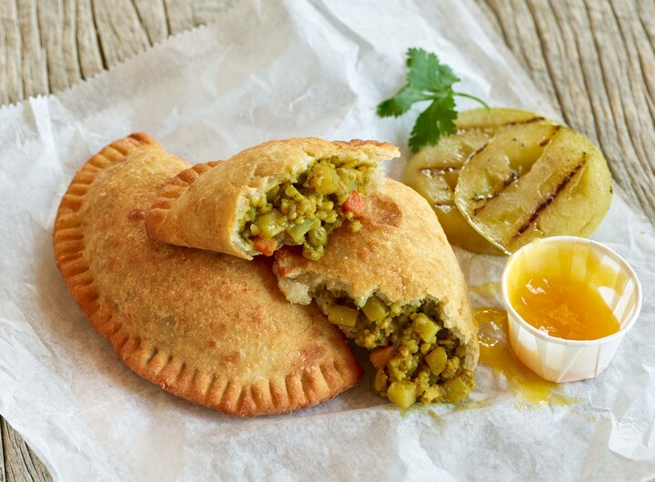 Vegan Aloo Pie