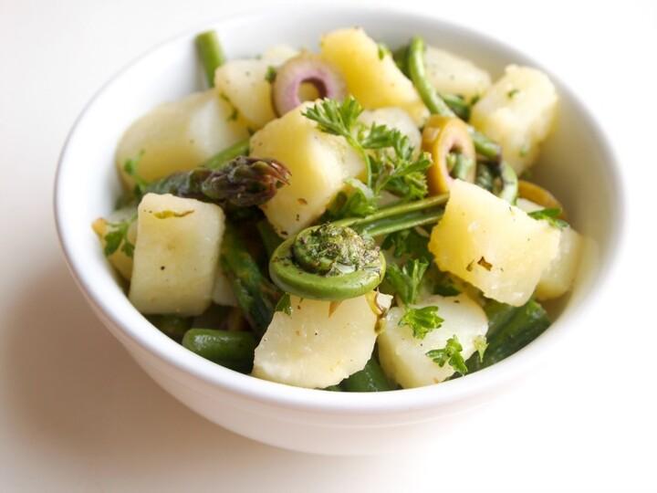 Seasonal Potato Salad