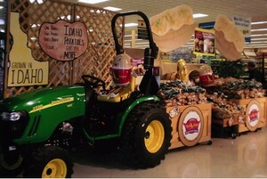 Idaho Potato Commission's Potato Lover's Month Retail Display Contest Shatters Record Number of Entries in 20th Anniversary Year