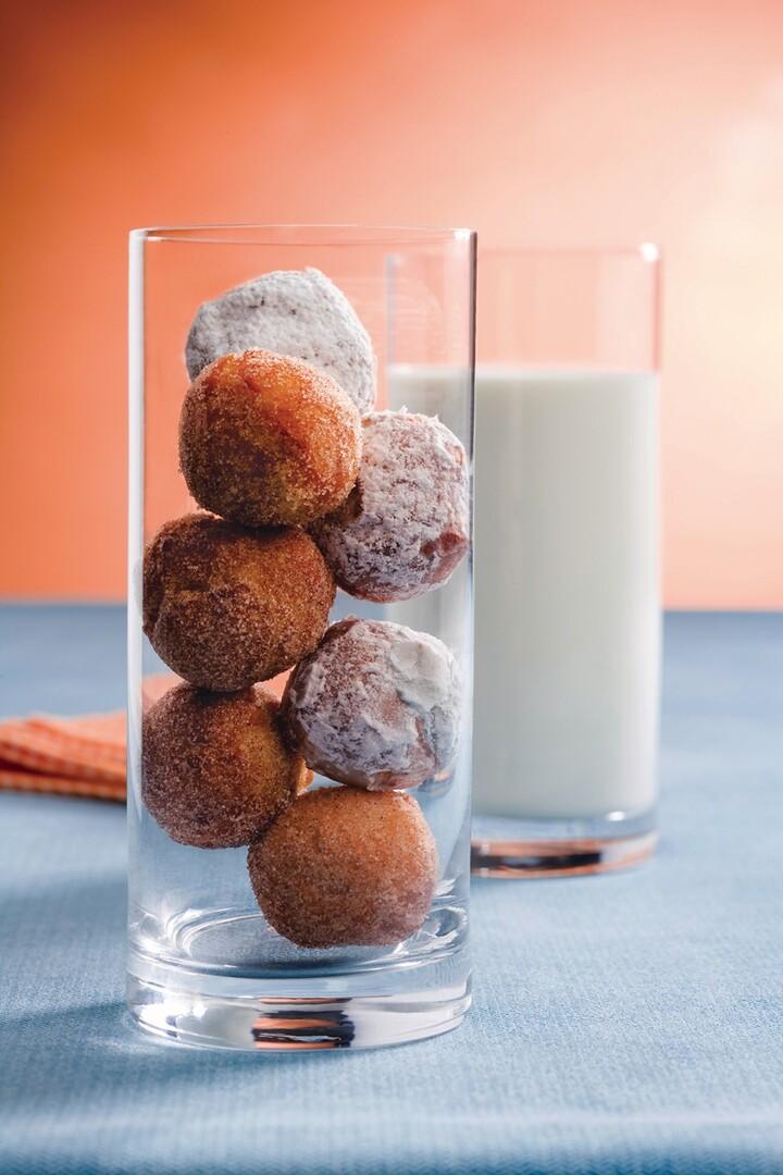 Idaho® Potato Doughnuts (Fritter Style)