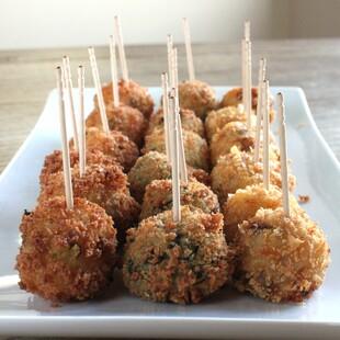 Idaho® Mashed Potato Pops