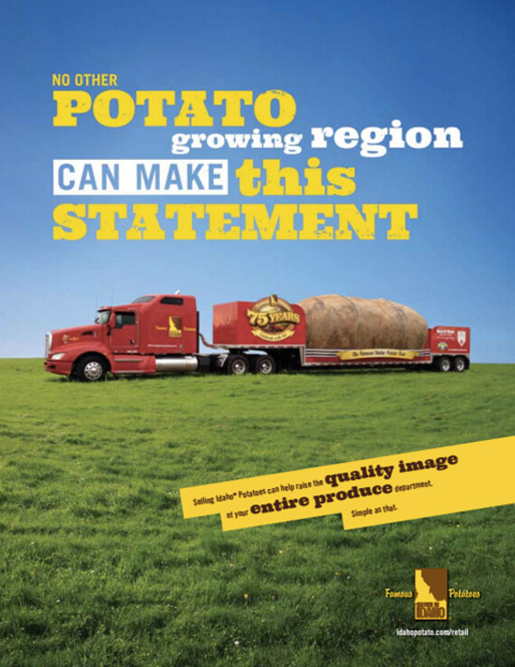 No Other Potato Growing Region Can Make This Statement