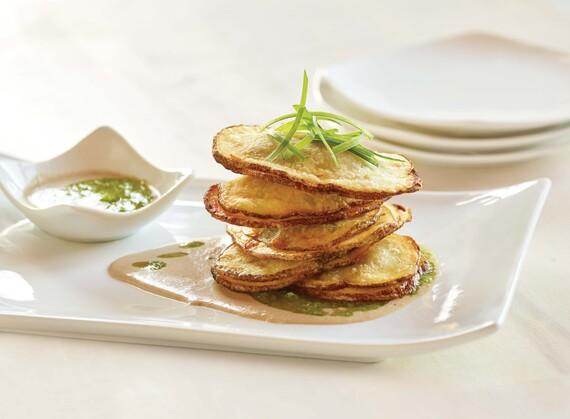 Idaho® Potato Tot Casserole Wontons