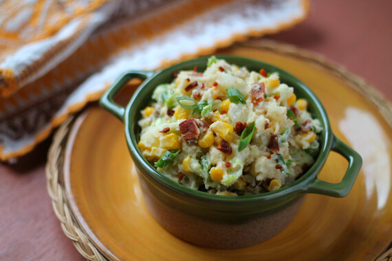 Idaho® Potatoes Peruvian Salad