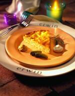 Potato Onion Cheese Tart