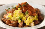 California Scramble with Idaho® Potatoes