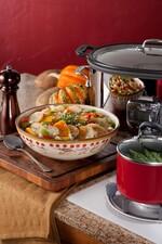 Slow Cooker Farmer's Market Idaho® Potato Stew