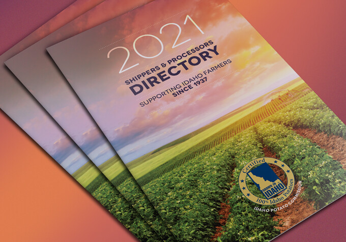 2021 Shippers & Processors Directory
