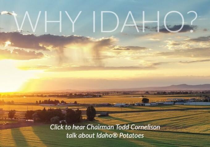 Why Idaho?