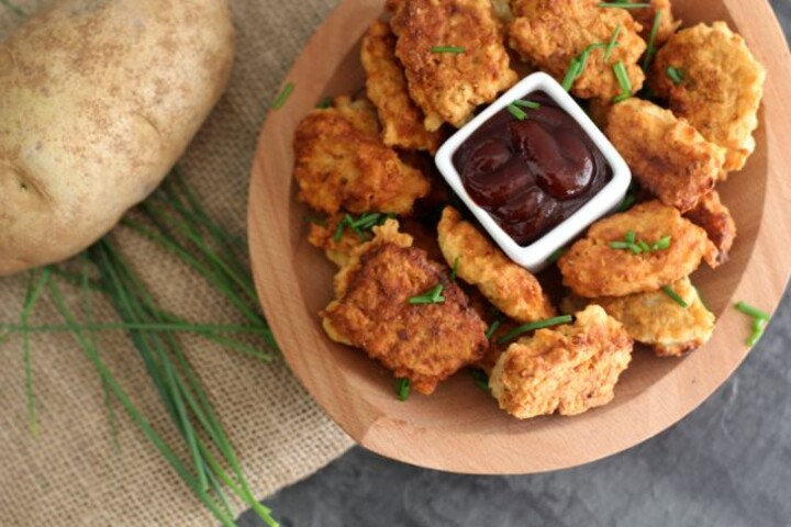 Laurie's Homemade Tots