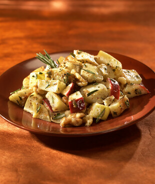 Roasted Rosemary Idaho® Potato & Apple Salad