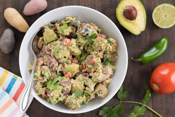 Guacamole Idaho® Potato Salad