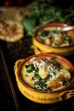 CopyCat Slow Cooker Zuppa Toscana
