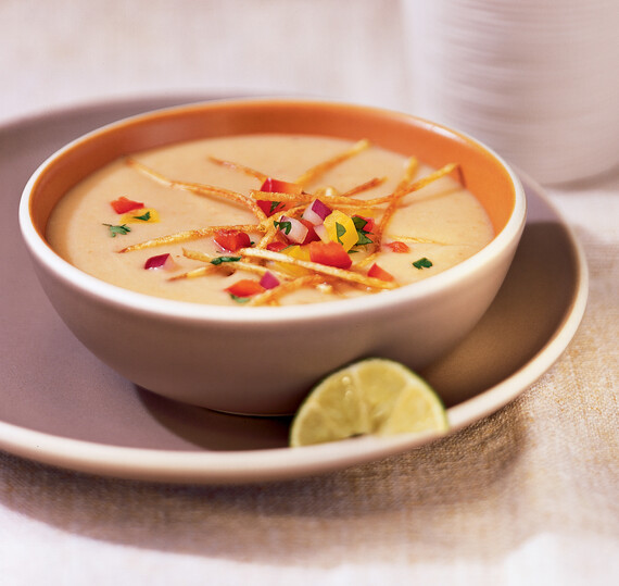 Idaho® Potato and Chipotle Soup
