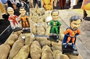 Idaho Potato Commission Earns Progressive Grocer's Top Commodity Board Award