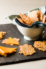 Gluten-Free Peanut Butter Crackers made with Idaho® Potatoes