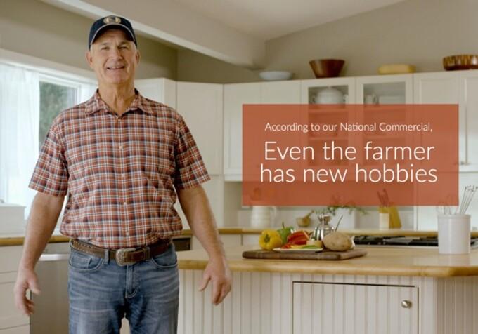 Idaho® Potato Commercial - Hobbies