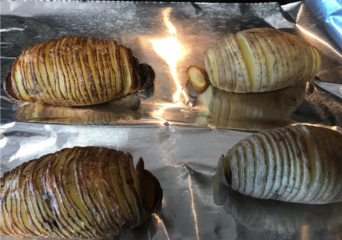 Can I Freeze Blanched Or Fully Cooked Hasselback Potatoes