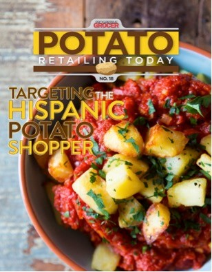IPC's quarterly Potato Retailing Today magazine provides the latest merchandising recommendations for retailers.
