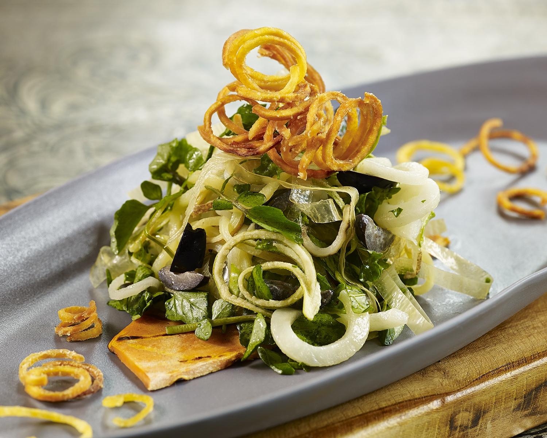Spiral Potato Salad