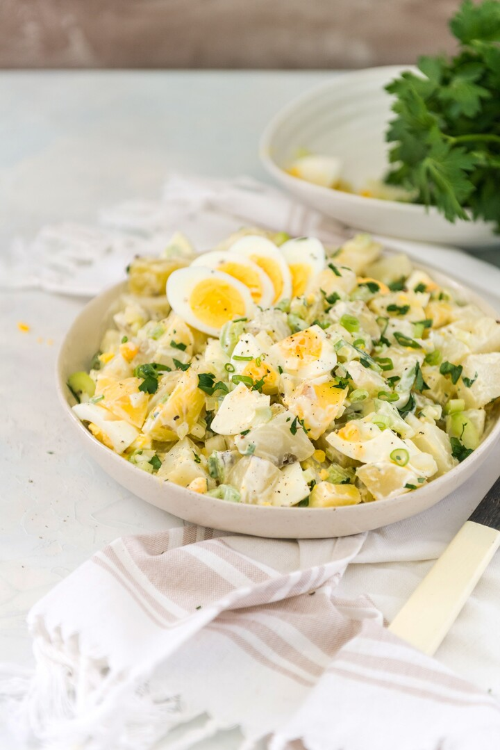 Potato Salad Recipe Using Idaho Potatoes